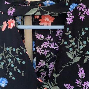 Lush Tops - Lush Floral Top